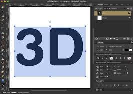 schrift design affinity photo so funktioniert design mit schriften mac