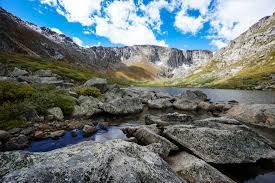 Colorado Lakes Map by Hikes To Alpine Lakes Go Hike Colorado