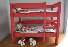 Doll Bunk Beds Plans Diy Doll Bunk Beds Pa Country Crafts