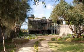 sunnymeade eco beach house design eme design