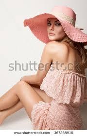 beautiful beautiful hat cute stock photo 478858546