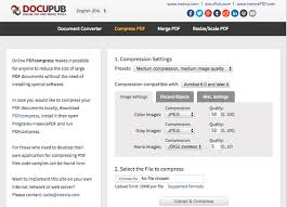 compress pdf below 2mb 4 ways to reduce the size of a pdf file