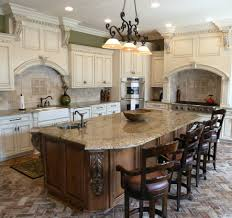 kitchen rustic kitchen island granite kitchen island square