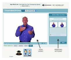 asl in the classroom one thanksgiving story with many titles