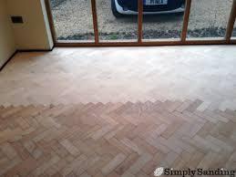parquet floor sanding hertfordshire simply sanding