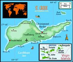 map usvi st croix map us islands maps aerial views of st croix