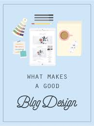 Design Blogger by What Makes A Good Blog Design A Free Blog Template Wordpress