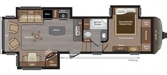 keystone montana floor plans curtis trailers