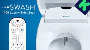 Electronic Bidet Toilet Seat Review New Invention Brondell Swash Intelligent Electronic Bidet Toilet