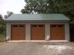 24x36 Garage Plans by Pole Barn Garage Amish Shed U2014 The Better Garages Great Pole Barn