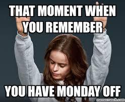 Monday Memes - monday memes generate a meme using this image it s monday blues