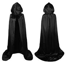 halloween capes mens hooded cape ebay
