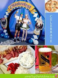 tasty german decor recipes on oktoberfest decorations