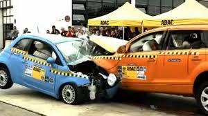 lamborghini vs smart car this mutant car is a cross between a lamborghini and mustang