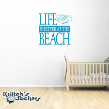 life is better at the beach vinyl wall decal producttitle producttitle producttitle producttitle producttitle producttitle