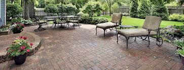 Brick Patio Pavers by Patio Contractors Pavers Brick Stone Stained And Stamped