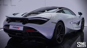 All New Mclaren 570gt Gets Geneva Unveil Pictures Auto Shmee150 This Is The Mclaren 720s The Covers Are Off This Is