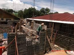 house construction project of lb lapuz architects u0026 builders
