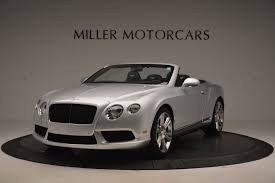 bentley roadster 2013 bentley continental gt v8 stock b1225a for sale near