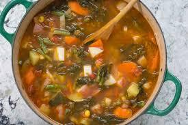 summer garden vegetable soup certified low fodmap by monash