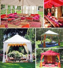 moroccan tents bridal shower inspiration from and the city 2