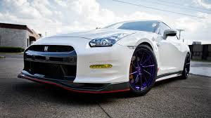 nissan purple nissan gt r b forged performance forged custom wheels