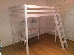 Pottery Barn White Twin Bed Loft Style Bed Frame Bedroom Amazing Image Of Furniture For Teen