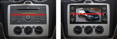 2007 ford focus radio for 2005 2007 ford focus car dvd player gps navigation touch