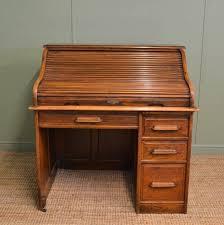 roll top desk tambour edwardian oak roll top tambour front antique desk c 1900 united
