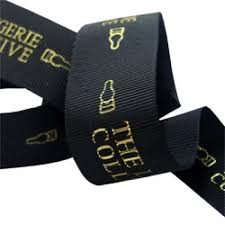 printed grosgrain ribbon grosgrain ribbon