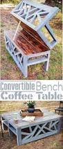 20 awesome diy backyard projects bench coffee and pallets