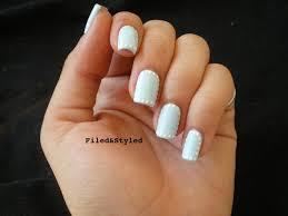 24 good white acrylic nails designs u2013 slybury com