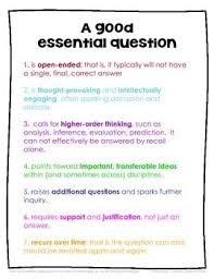 design criteria questions 12 best understanding by design images on pinterest curriculum