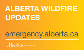 Largest Wildfire In Alberta History by Wildfire Update 7 May 6 At 3 Pm Youtube
