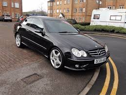 mercedes clk 320 cdi sport amg kit 7 g tronic automatic fully