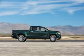 Gmc Canyon 2016 Motor Trend Truck Of The Year Finalist