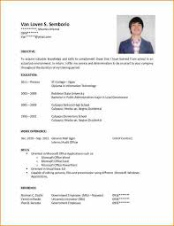 University Admission Resume Sample by 10 Sample Of Application Resume Basic Job Appication Letter