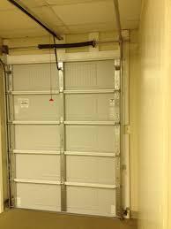 how to repair sliding glass door track change garage door track changing a roller garage door track