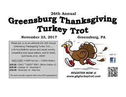 greensburg thanksgiving turkey trot home
