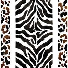 wall stencils floor stencils animal print stencilease com