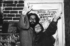 Separate Tables Film The Soviet Hippies