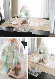 Simply Shabby Chic Baby by Shabby Chic Baby Shower Tea Party The Little Umbrella