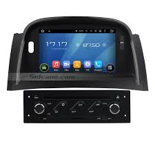 renault megane 2009 2009 renault megane ii 8 inch car stereo android 5 1 1 hd