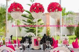 Tall Wedding Vases For Sale Gold Crystal Candelabra Centerpieces Wedding Candelabra For
