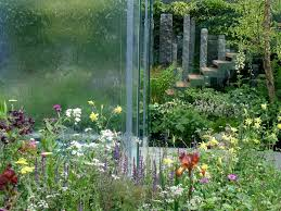 garden and flower show garden tours in england