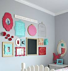 31 gallery walls ideas with coloful frames shelterness