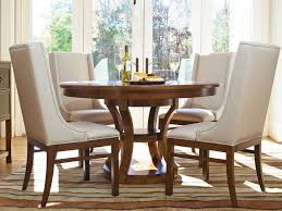 Round Kitchen Rug by Excellent Small Dining Chairs With Elegant Stripes Area Rug And
