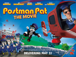 postman pat movie aka biting critique pop culture