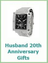 20th anniversary gift ideas for anniversary gifts for your husband