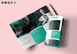 26 word tri fold brochure templates free download free